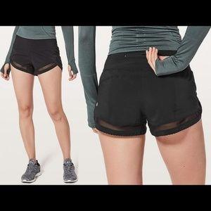 Lululemon Time To Sweat Black Short
